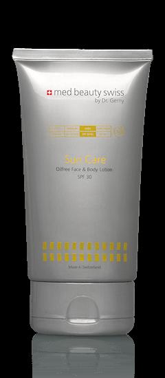Sun Care Oilfree Face & Body Cream SPF 30
