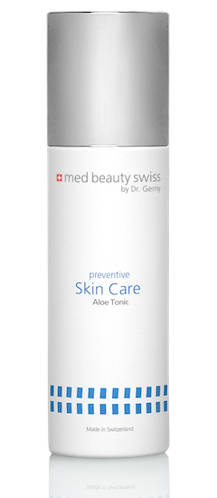 preventive Skin Care Aloe Tonic
