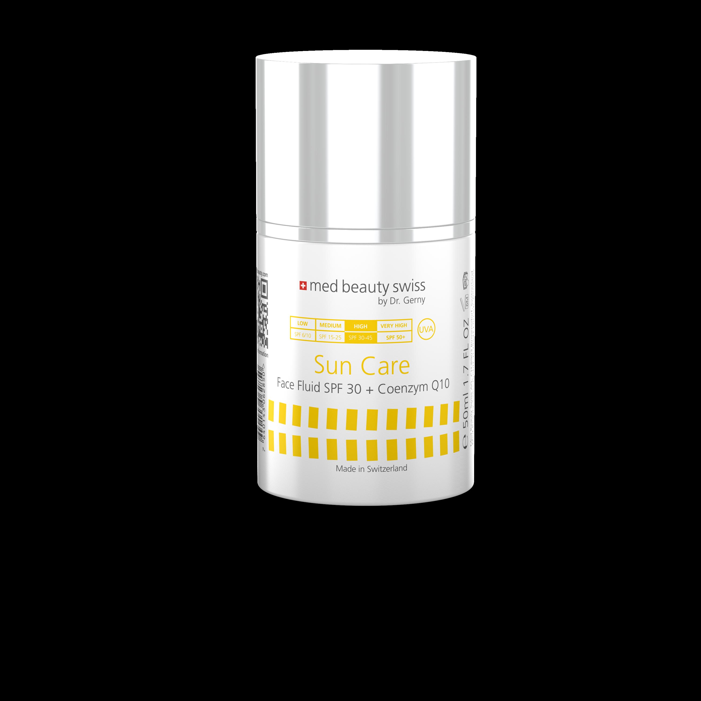 Sun Care Face Fluid SPF 30+ Coenzym Q10