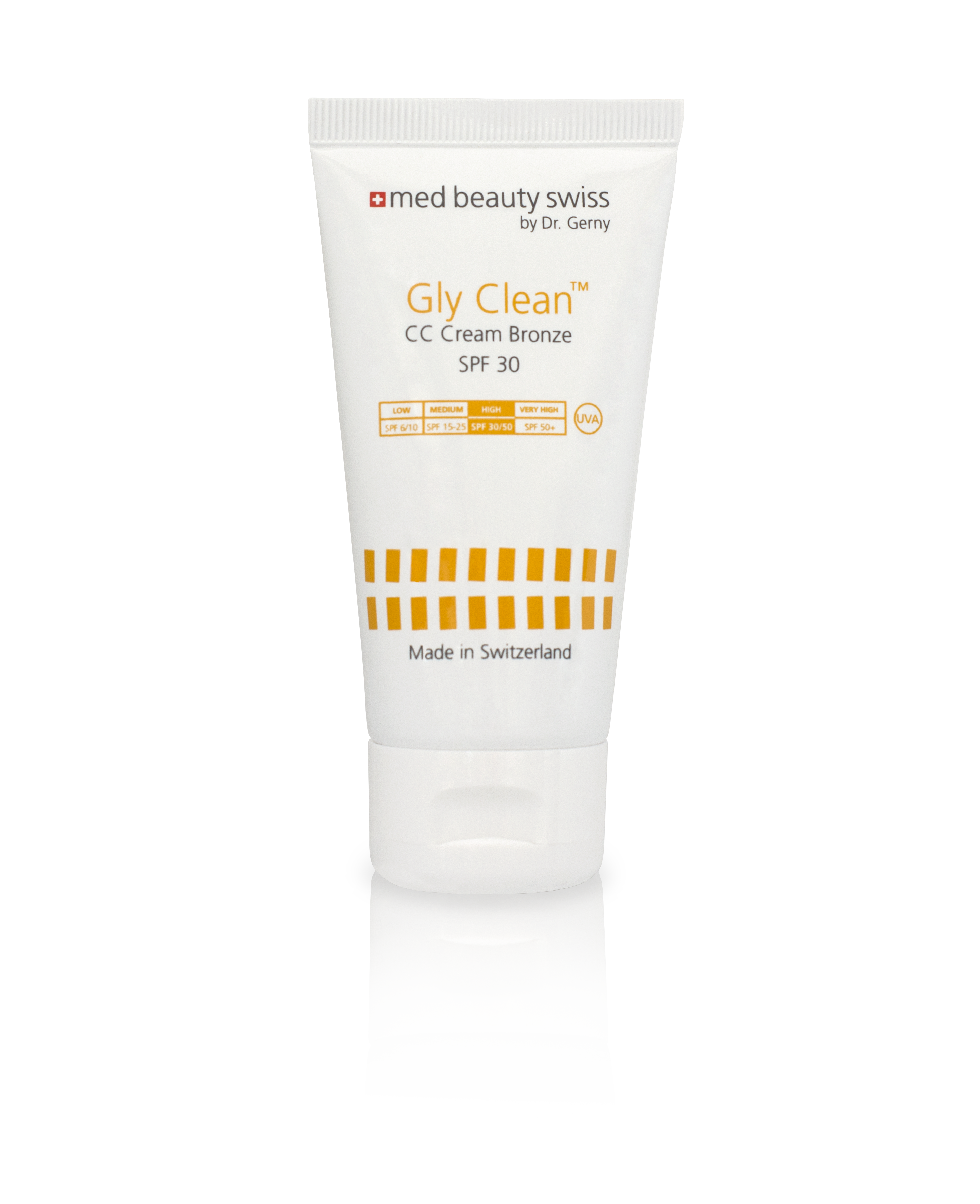Gly Clean, CC Cream Bronze SPF 30